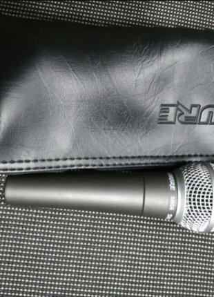 Микрофоны Shure SM58