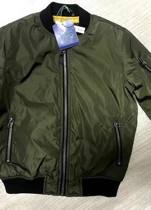 Куртка бомбер весна-осень детская итальянского бренда ovs