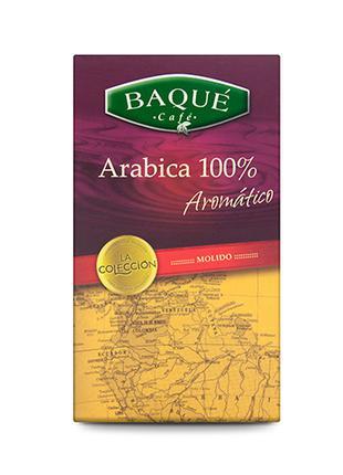 Кава BAQUE, 100% ARABICA Aromatico, мелена, 250г, Іспанія