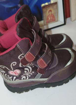 Ботинки,  сапожки 28 размер