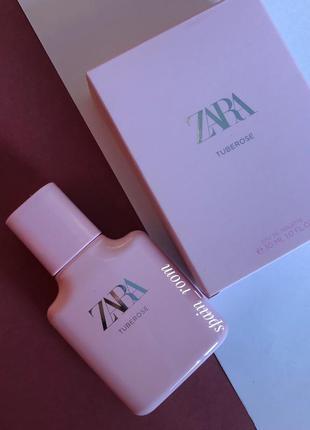 Духи zara tuberose /парфуми/парфюм/туалетная вода