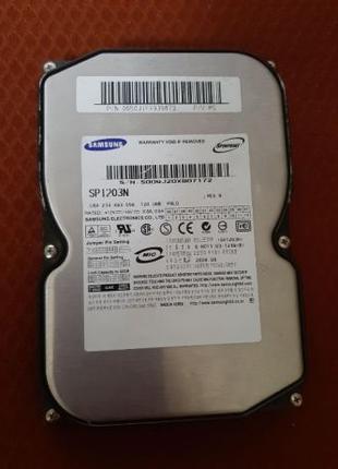 Жесткий диск 120 Gb