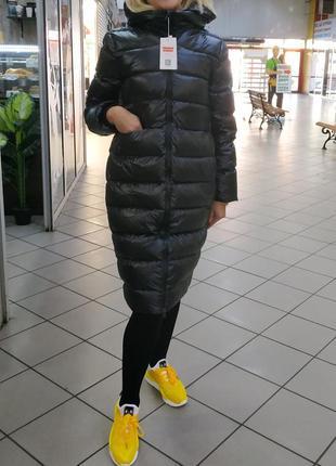 Куртка пуховик пуховое пальто