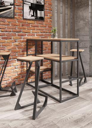 Комплект барных столов
