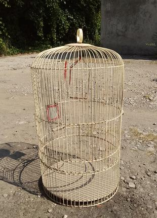 Клетка для крупной птицы ( попугая ).