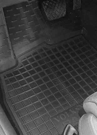 Автомобильные коврики в салон Volkswagen Passat B8 2015-