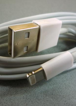 Кабель Lightning USB Cable copy Iphone5/5s/6/s+, IPad4/air/air2/m