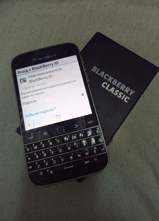 Смартфон Blackberry Q20 Classic идеал