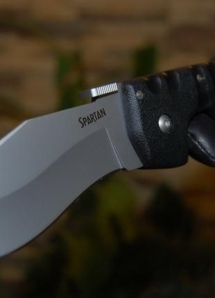 Нож Cold Steel Spartan 21ST Оригинал spyderco zt