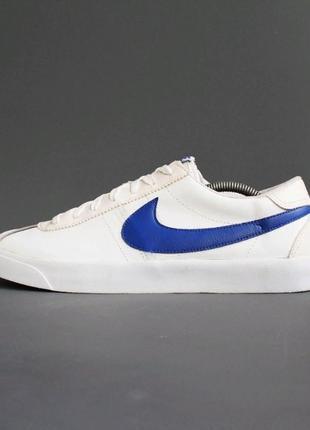 Кроссовки кеды кожаные Nike