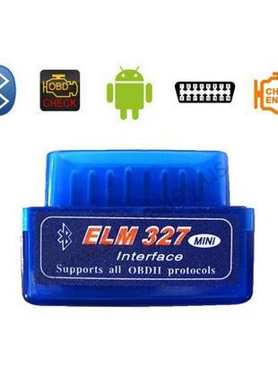 ELM327 Bluetooth 1.5с чипом PIC18F25K80 OBD2
