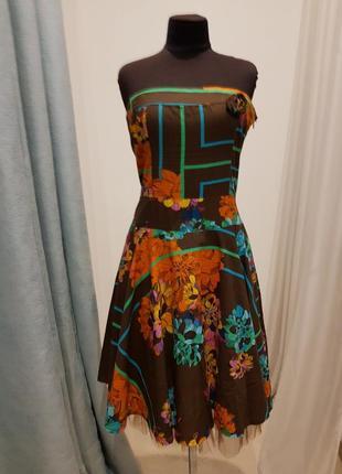 Платье хлопок rinascimento