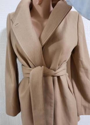 Mango женское пальто шерсть