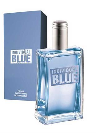 Туалетная вода мужская Individual Blue