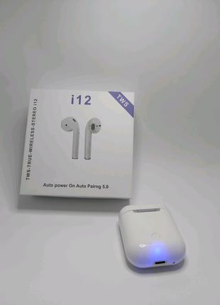 Наушники i12