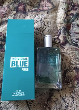 Мужская туалетная вода Individual Blue free