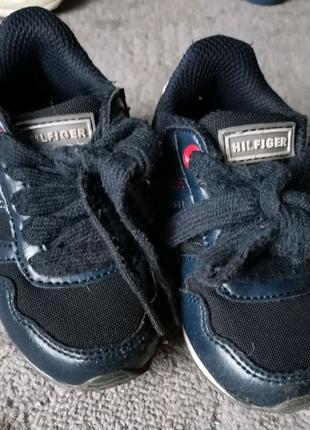 Детские кроссовки Tommy Hilfiger. 22 размер. Original