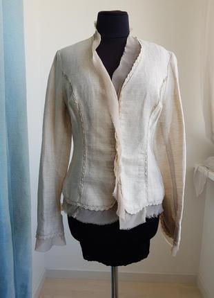 Льняной пиджак apart