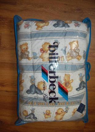 Детский комплект, одеяло и подушка billerbeck