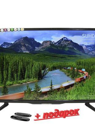 """Телевизор Samsung 42"""" Smart TV+T2 + подарок пульт для смарт тв"""