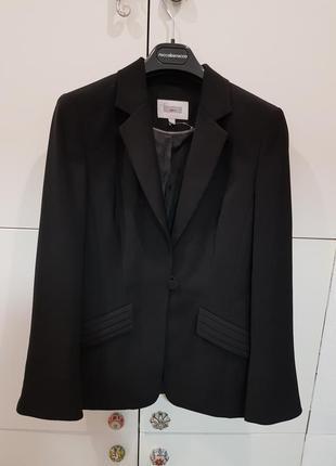 Базовый черный пиджак next
