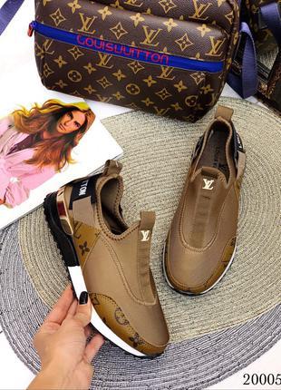 Женские Кроссовки Louis Vuitton