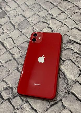 Iphone 11 64gb neverlock Red