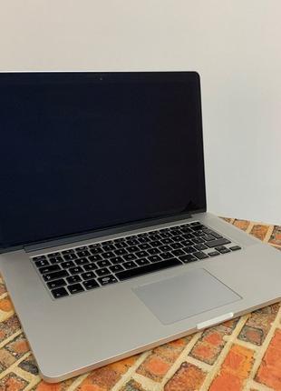 MacBook Pro 15 2015 року і7/16/512ssd
