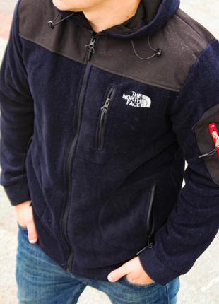 Куртка мужская флисовая