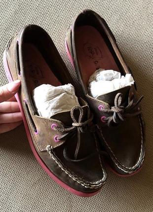 Sperry top sider туфли, мокасины, кеды