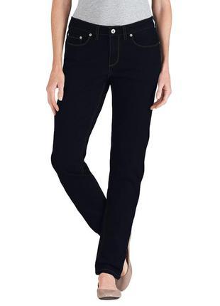Черные джинсы skinny фирмы dickies - 6р