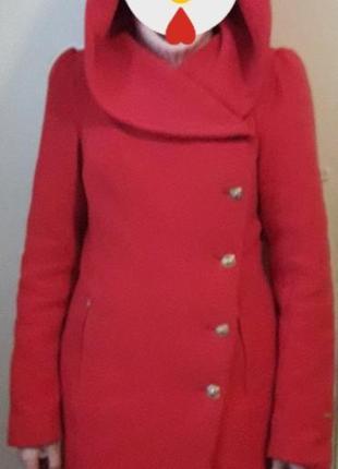 Пальто женское зимнее 46-М