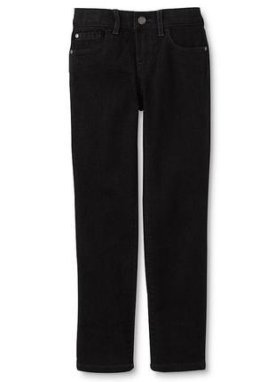 Черные джинсы skinny для девочки фирмы route 66. размеры от 7 ...