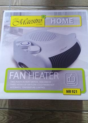 Тепловентилятор MR921