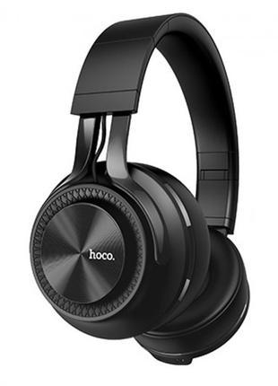 Bluetooth наушники Hoco W22 Talent sound Black,Grey