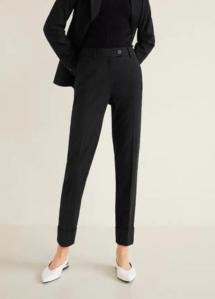 Шикарные костюмные брюки mango - 36, 38