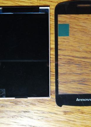 Тачскрин + єкран для смартфона Lenovo P70