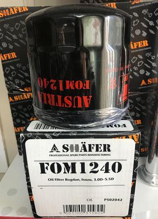Фильтр масляный SHAFER FOM1240