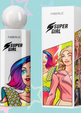 Парфюмерная вода для женщин Supergirl