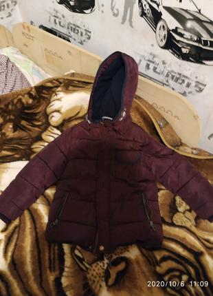 Куртка оригинал Аляска