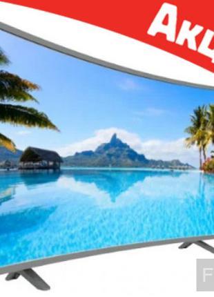 Изогнутый телевизор COMER 32 Smart HD (E32DU3100) АКЦИЯ!