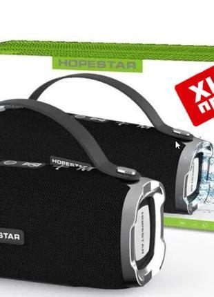 Портативная Bluetooth колонка Hopestar H24 с влагозащитой ХИТ!