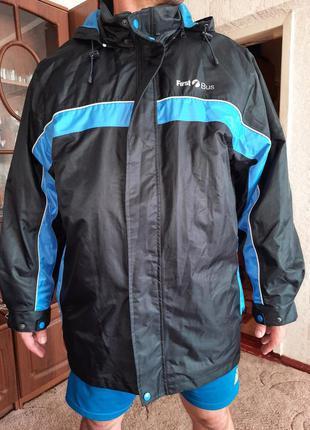 Мужская куртка еврозима 56 размера