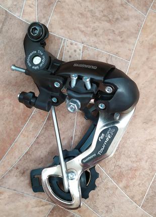 Задний переключатель скоростей велосипеда Shimano tx35