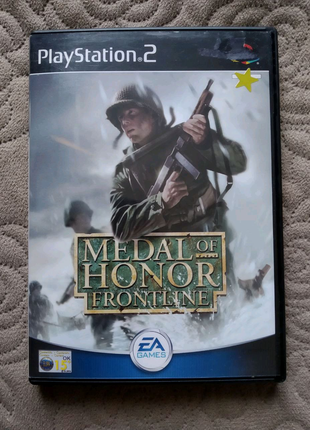 Medal of Honor Frontline ps2 (PlayStation 2)
