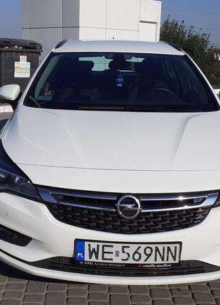 Opel Astra K Sports Tourer 1.6 CDTi МТ (110 л.с.) 2016
