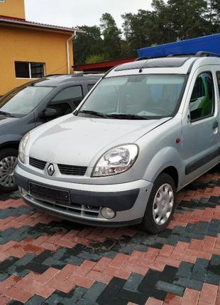 Фара передняя Renault Kangoo 2003-2007