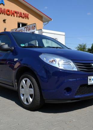 Дверь передняя правая левая дверь Renault Dacia Sandero