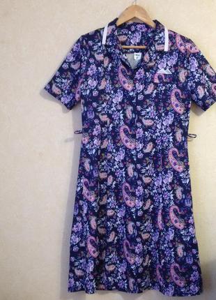 Ретро платье в стиле 60-х годов