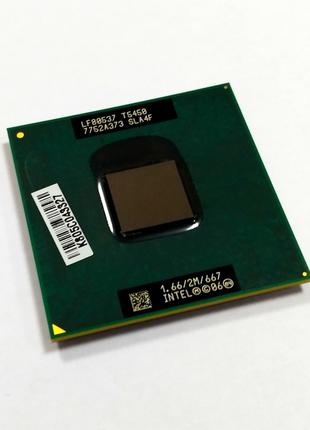 Процессор Intel Core 2 Duo T5450 1.66 GHz Socket P Для Ноутбука